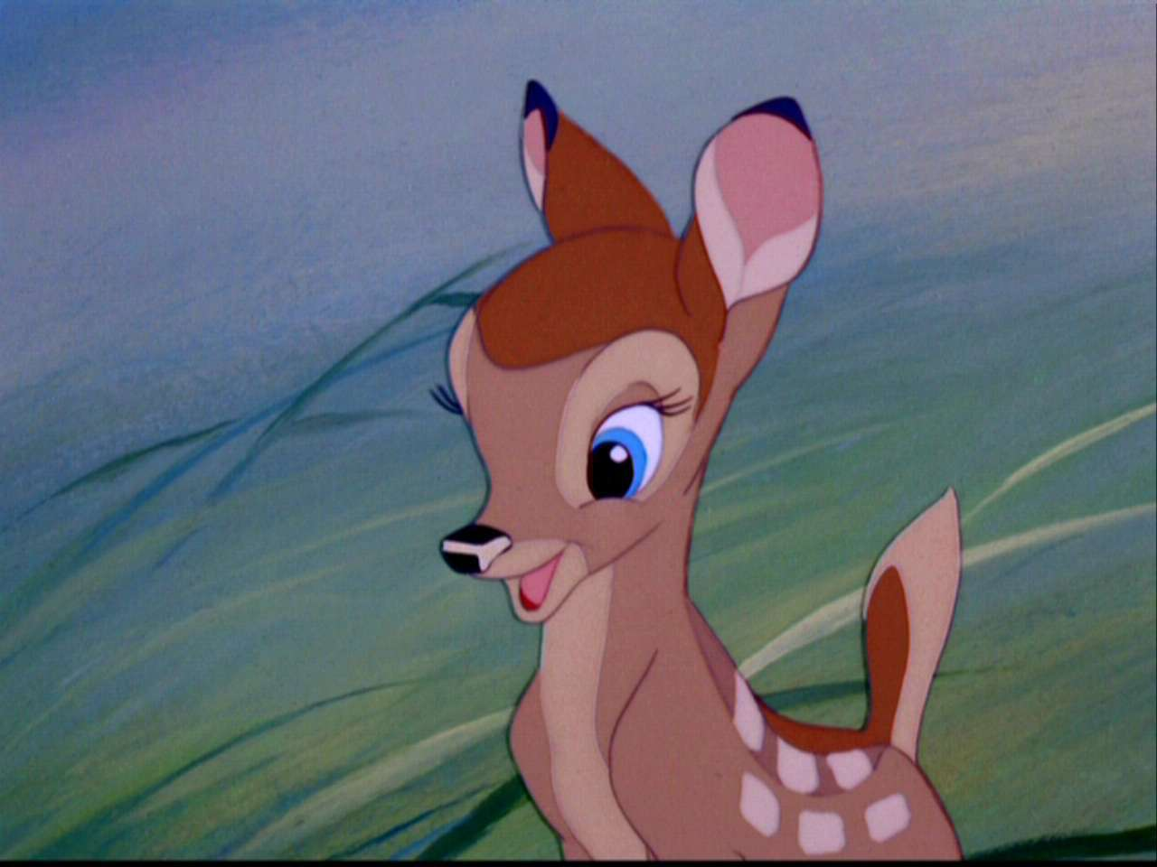 Young Faline From Bambi
