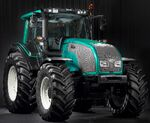 Valtra T151e Advance MFWD (metallic green) - 2008