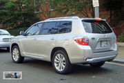 Toyota Highlander Hybrid DCA 08 2009 7004