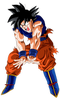 Goku genkidama by boscha196-d3imit4