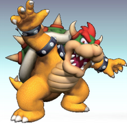 Bowser smash bros warfare