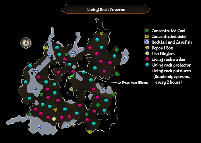 runescape mining and smithing guide