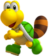 Green Tail Koopa