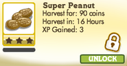 Super Peanuts Locked