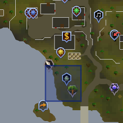 Obelisk Location Draynor