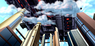 Metropolis (Justice League Unlimited)