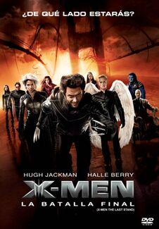 X-MEN 3 LA BATALLA FINAL DVD