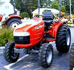 Case IH DX25 MFWD - 2002