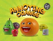 Annoying Orange Toys