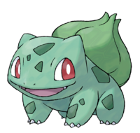 001Bulbasaur