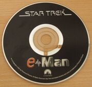 Star Trek e-Man Organizer