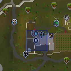 South Falador Dairy Churn