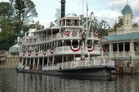 LSRiverboat at Magic Kingdom