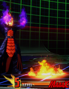 Mvc3 dormammu flame carpet