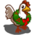 Wreath Chicken-icon
