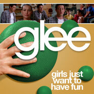 Glee - wanna have fun