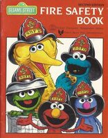 Sesame Street Fire Safety Book