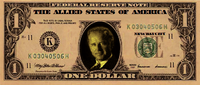 One Allied States Dollar