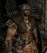 Stormcloak Officer Armor
