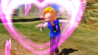 Android 18 flirt Zenkai Royale