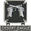 Desert Eagle Marksman Icon MW3
