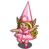Ballet Girl Gnome-icon