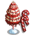 Candy Cane Tree-icon