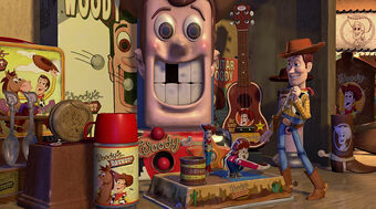 Woody&#39;s Roundup