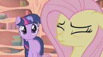 Fluttershy Too Painful To Say S01E09
