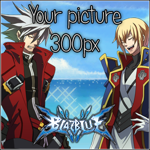 Ragna the Bloodedge, Jin Kisaragi (User Picture, Universal)