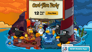 Card-Jitsu Party 2011 Homepage