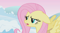 Fluttershy worried S01E11