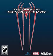 The Amazing SpiderMan cover