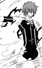 Jellal in Fighting clothes