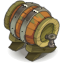 Three Pistes' Barrel