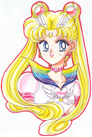 Sailor Moon Characters Wiki