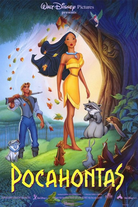 Pocahontas poster