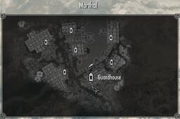 Gaurdhouse Morthal Location