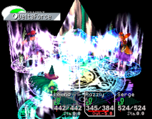DeltaForce (Chrono Cross)