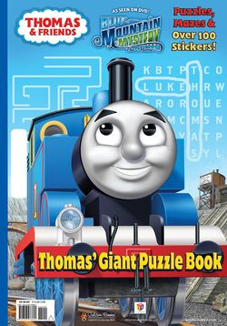 Thomas&#39;GiantPuzzleBook
