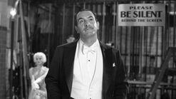 The artist jean dujardin a h