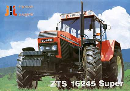 ZTS - Tractor & Construction Plant Wiki - The classic vehicle and ...