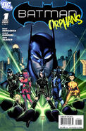 Batman Orphans Vol 1 1
