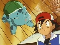 Ash Bulbasaur Whirlwind