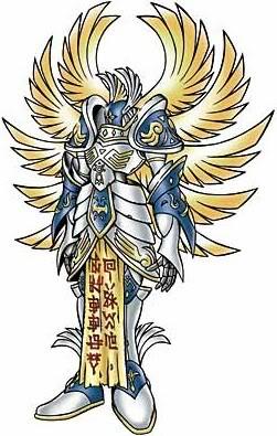 Patamon (Seraphimon) SeraphimonUltimaesperanza