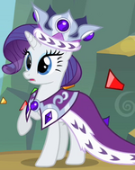 Rarity - Princess Platinum S2E11