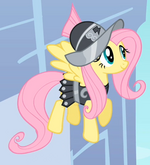 Fluttershy - Private Pansy S2E11