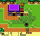 GBC Zelda Links Awakening DX
