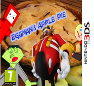 Eggman&#39;s Apple Pie Cover 3DS