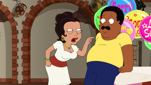 Choni - The Cleveland Show Wiki - Seth MacFarlane's New Series